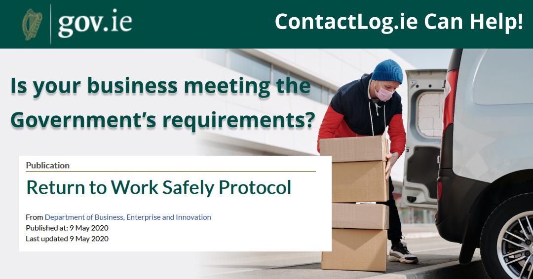 Is your business meeting the Government's requirements as outlined in the latest Return to Work Safety Protocol?